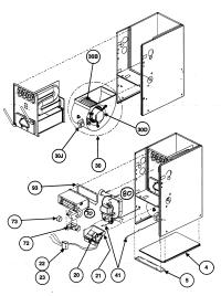 Carrier Furnace: Parts List For Carrier Furnace
