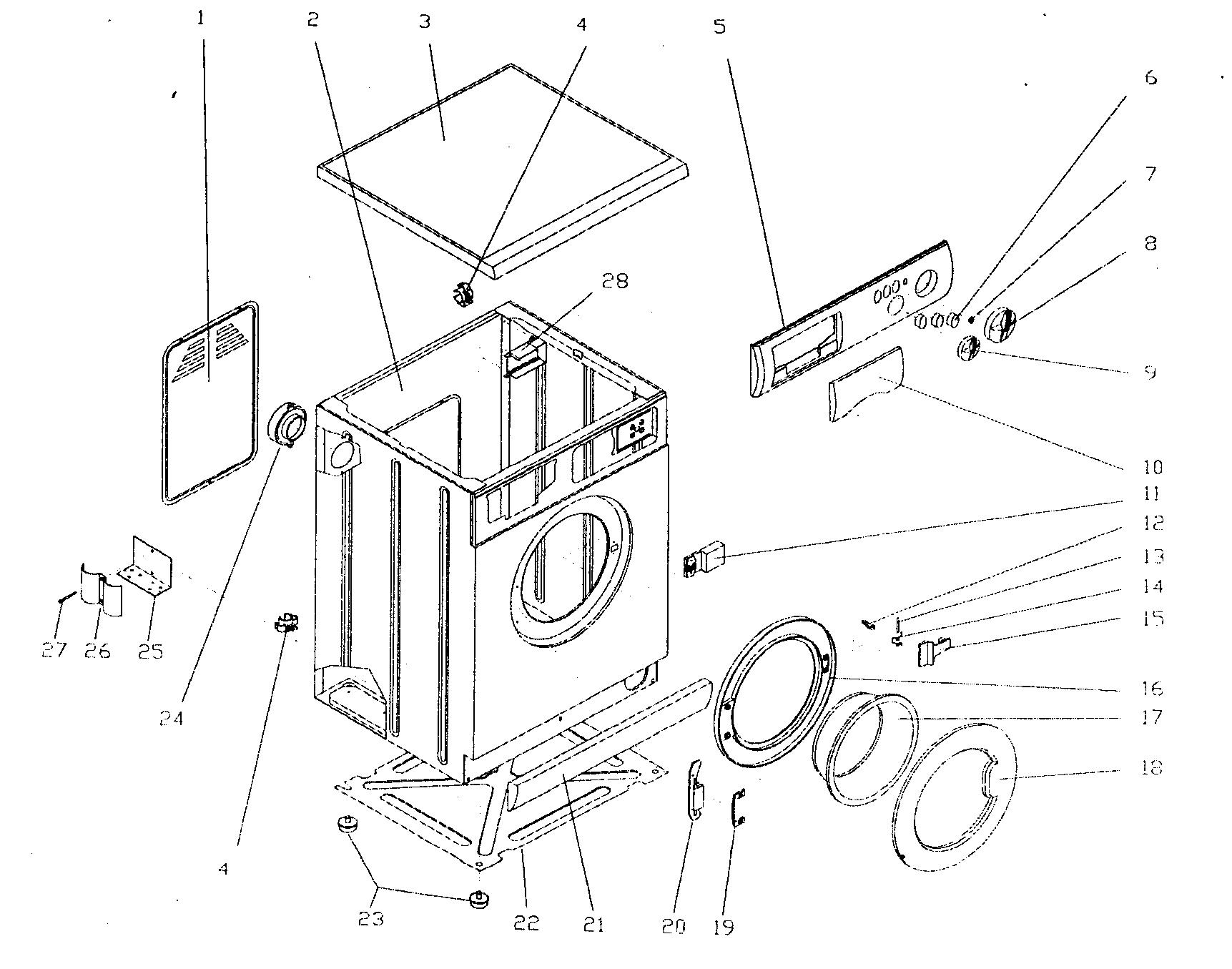 wiring diagram kenmore dryer heating element location