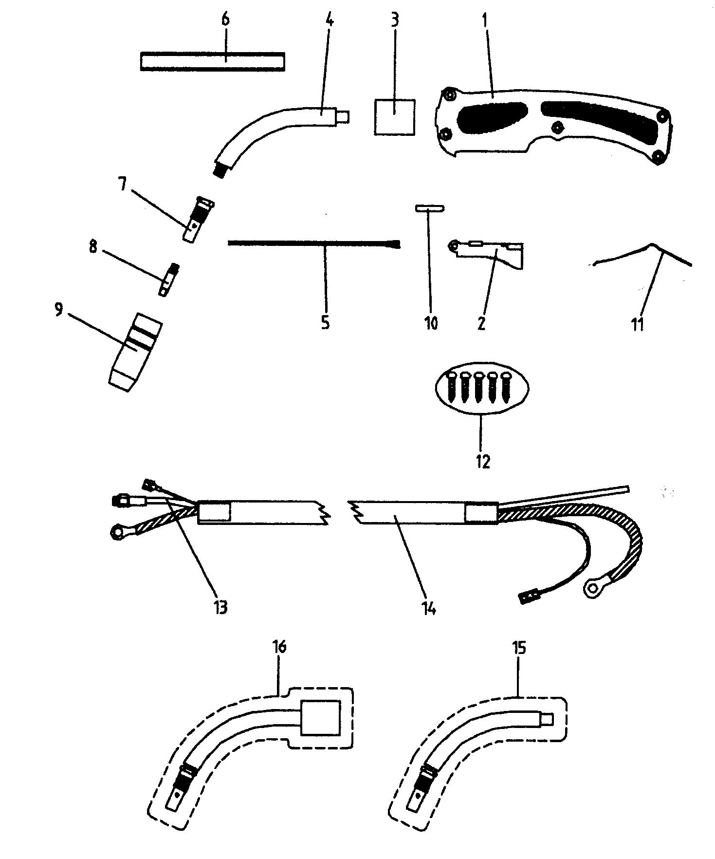wire diagram danmoto sp 00002