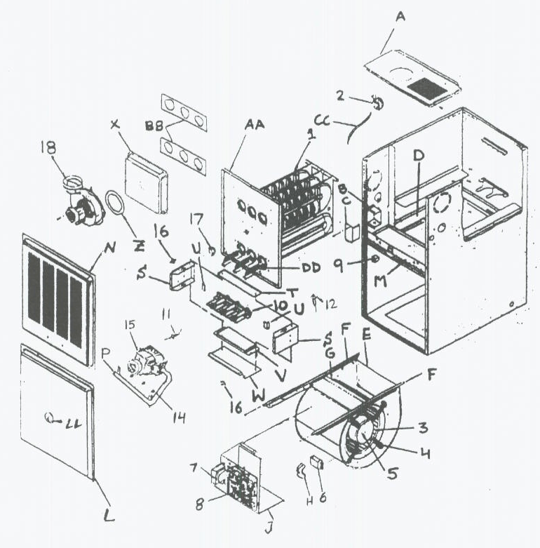 Trane Baysens019b Thermostat Wiring Diagram