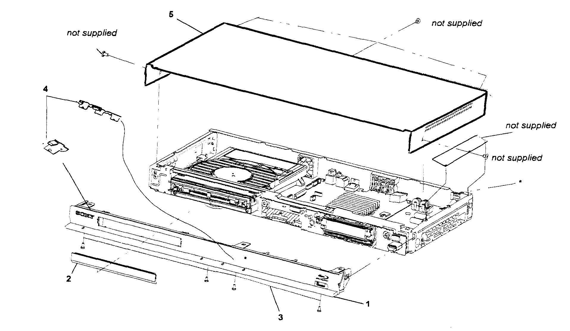 dvd wiring to flat screen tv