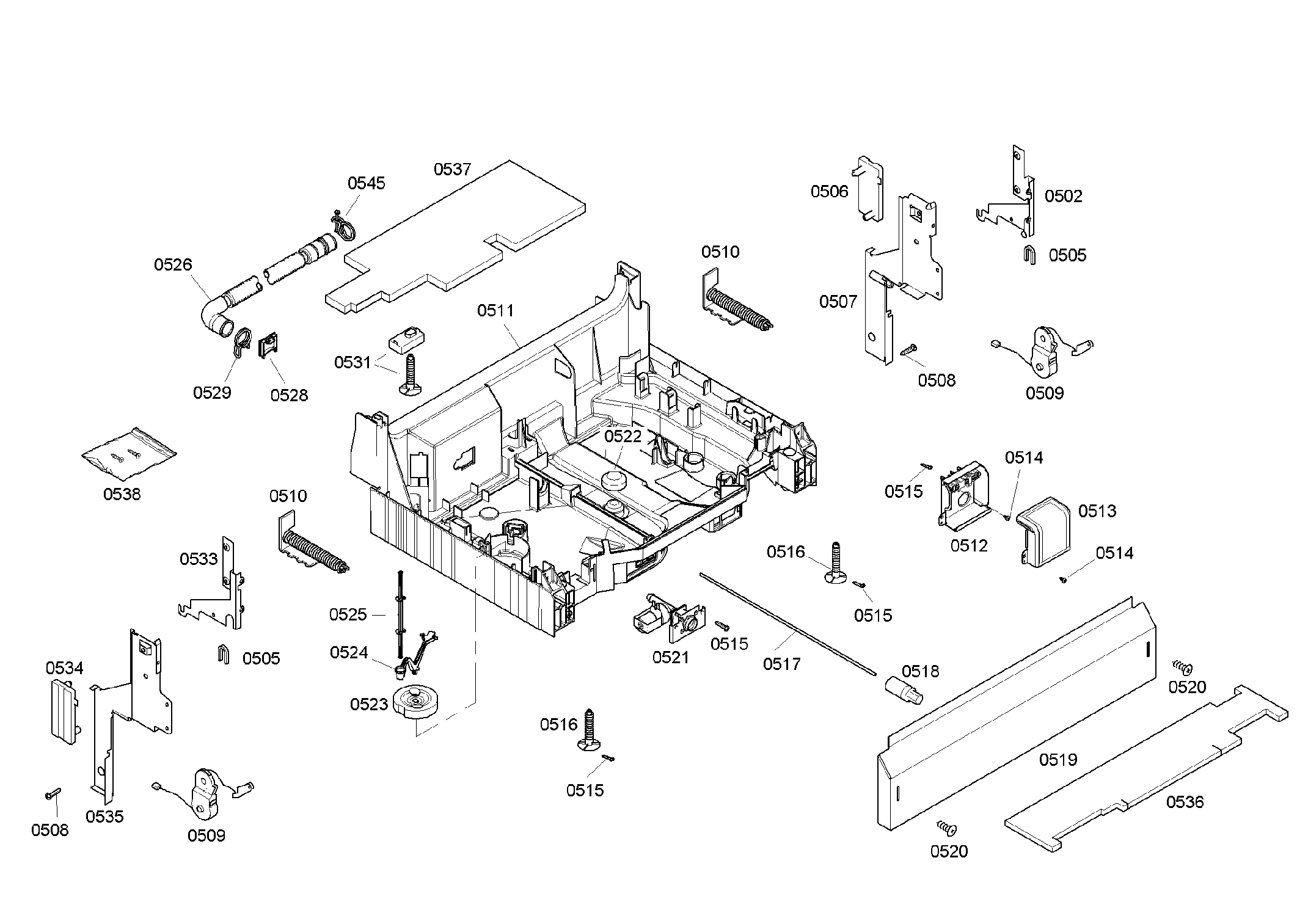 dt570 maxxforce engine diagram