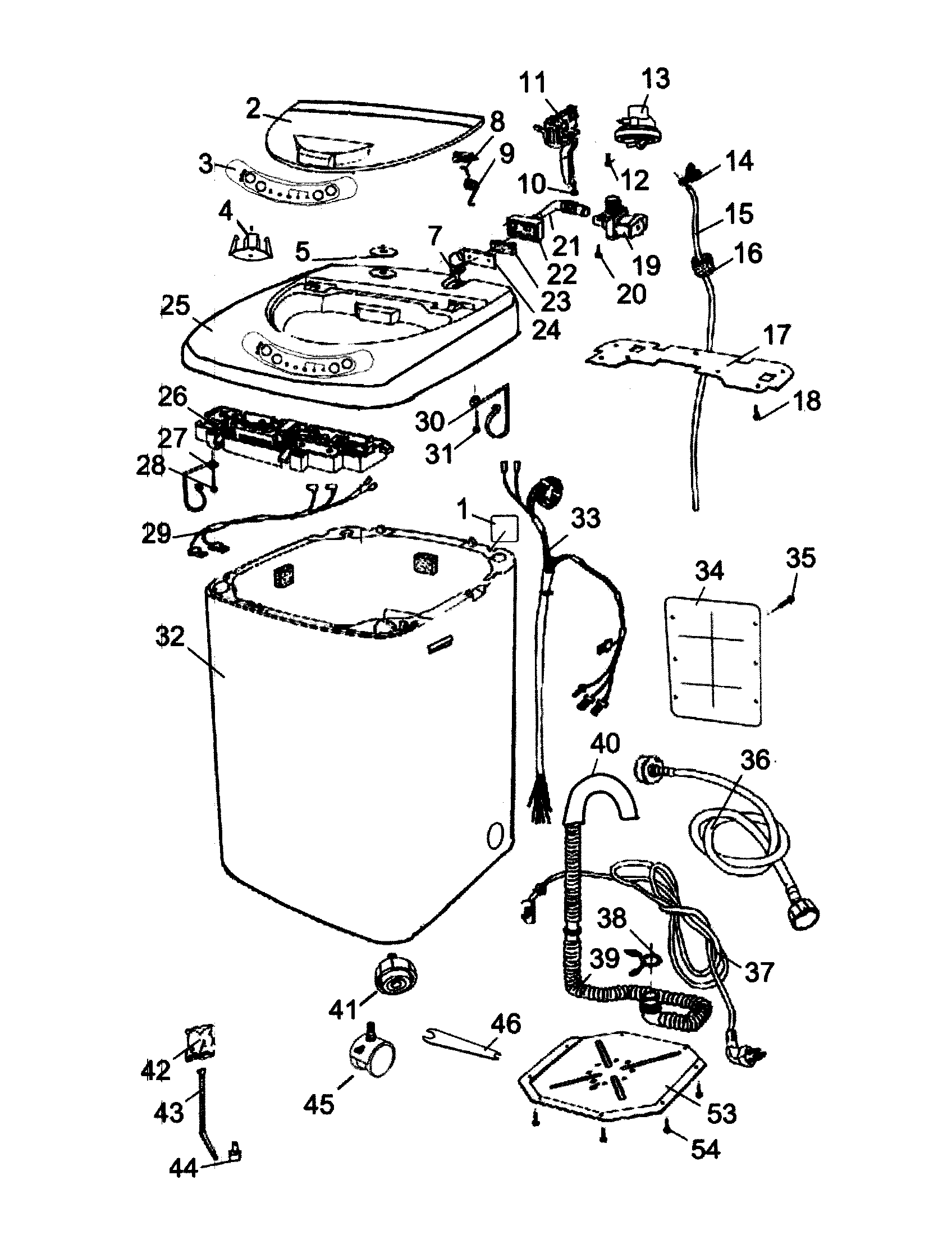 haier washing machine wiring diagram