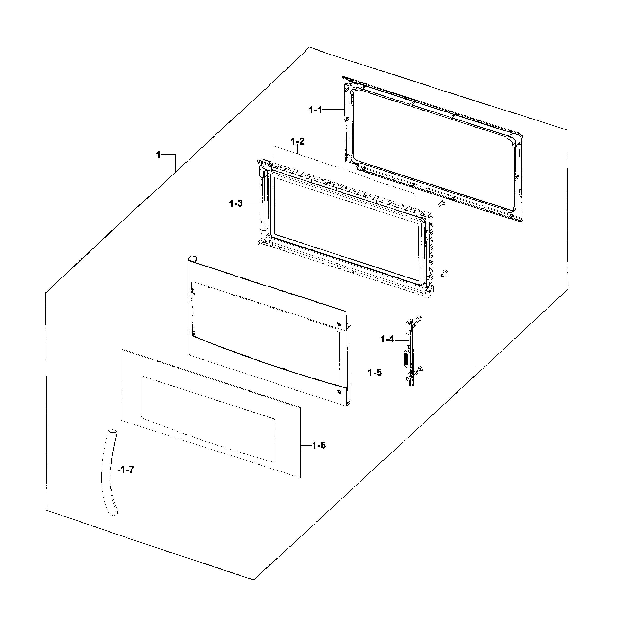 Samsung Smh9207st Microwave Wiring Diagram Parts Auto Circuit Ce959