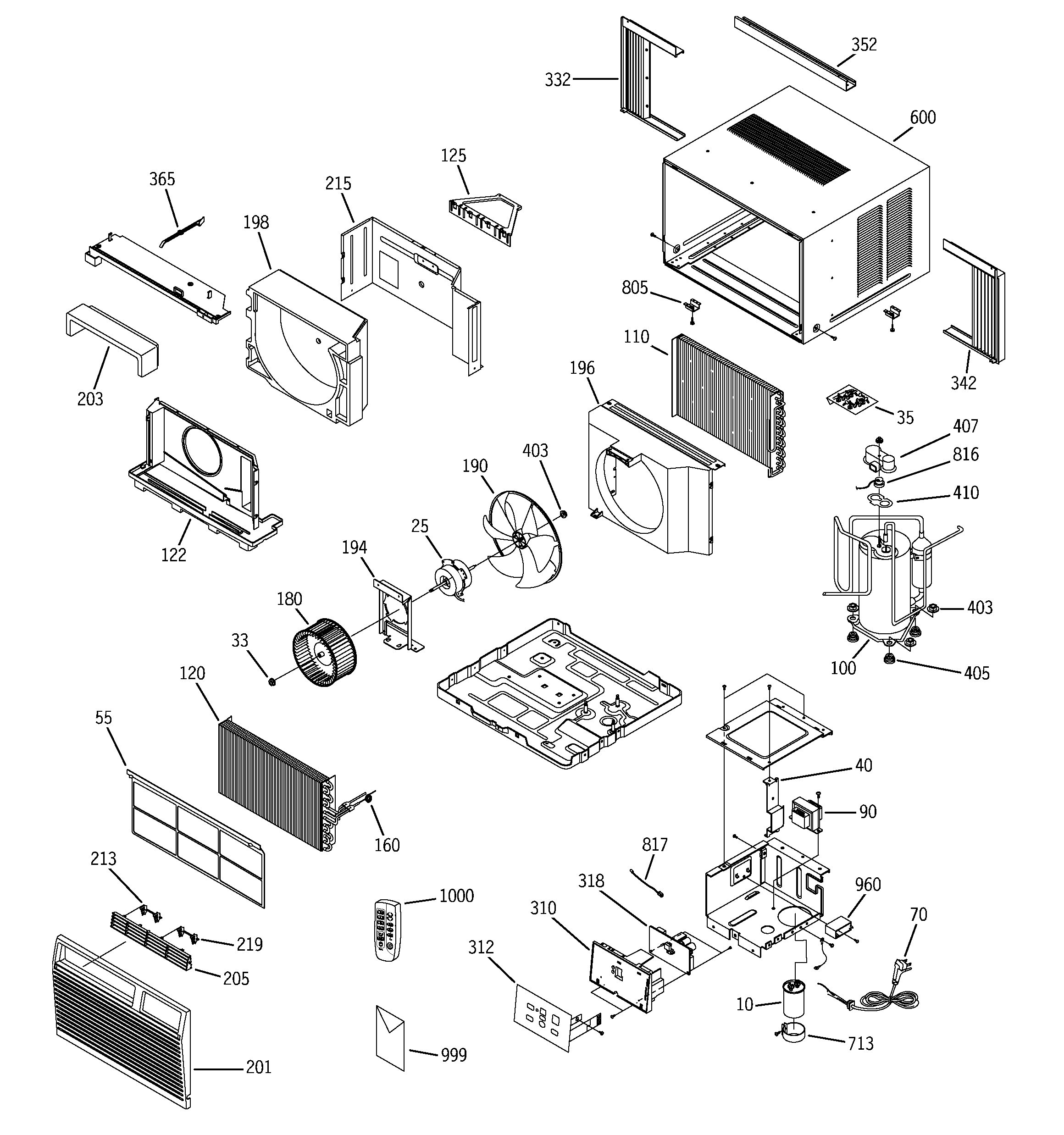 ge window air conditioner instructions