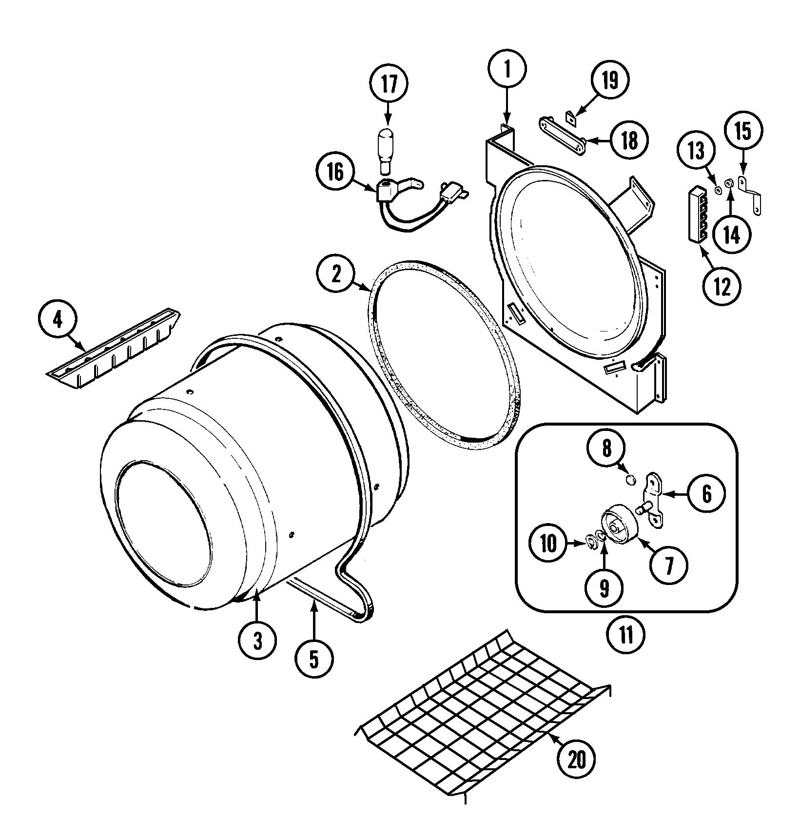 crosley dryer parts diagram on wiring diagram for crosley dryer