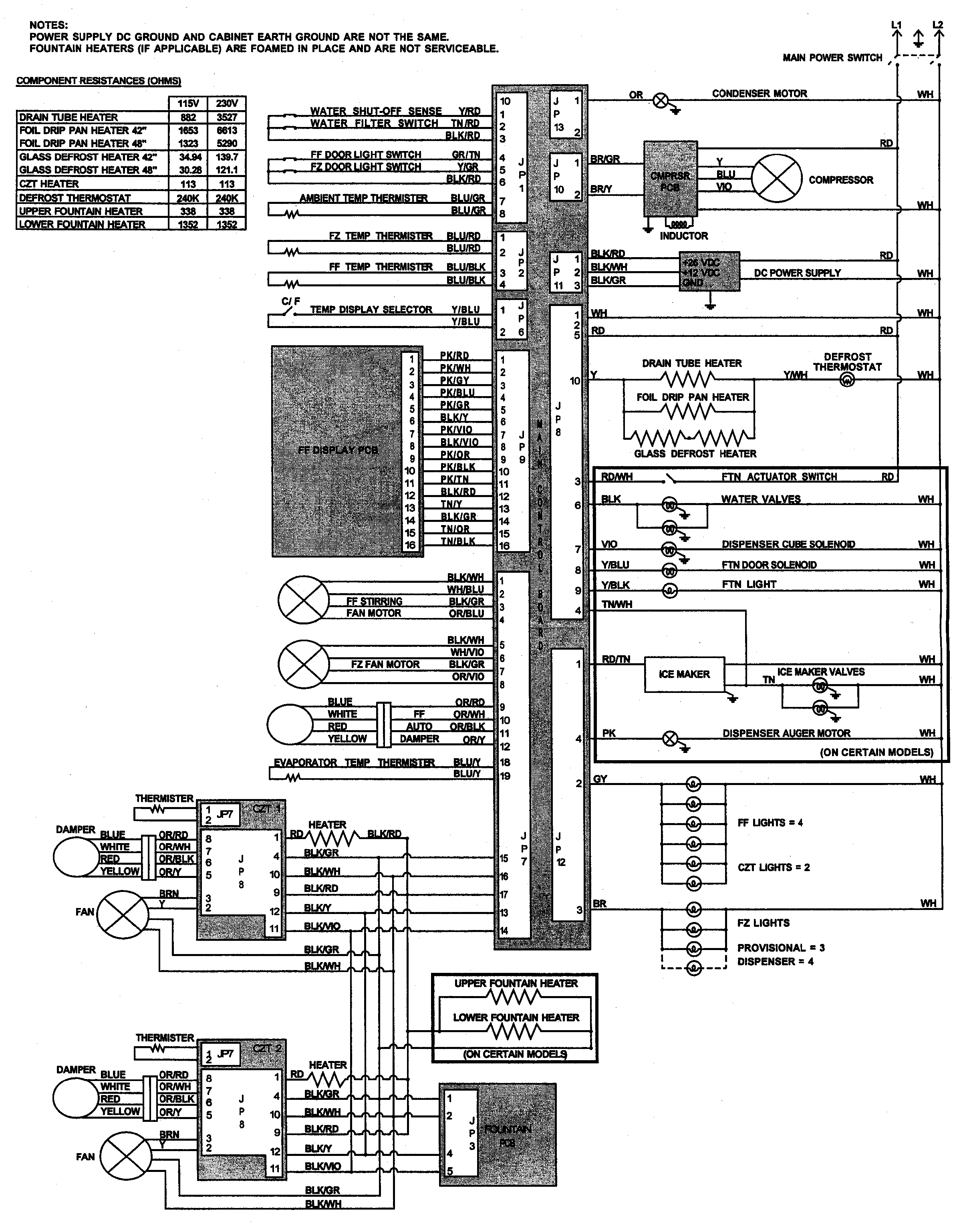 aht232nut traulsen wiring diagram