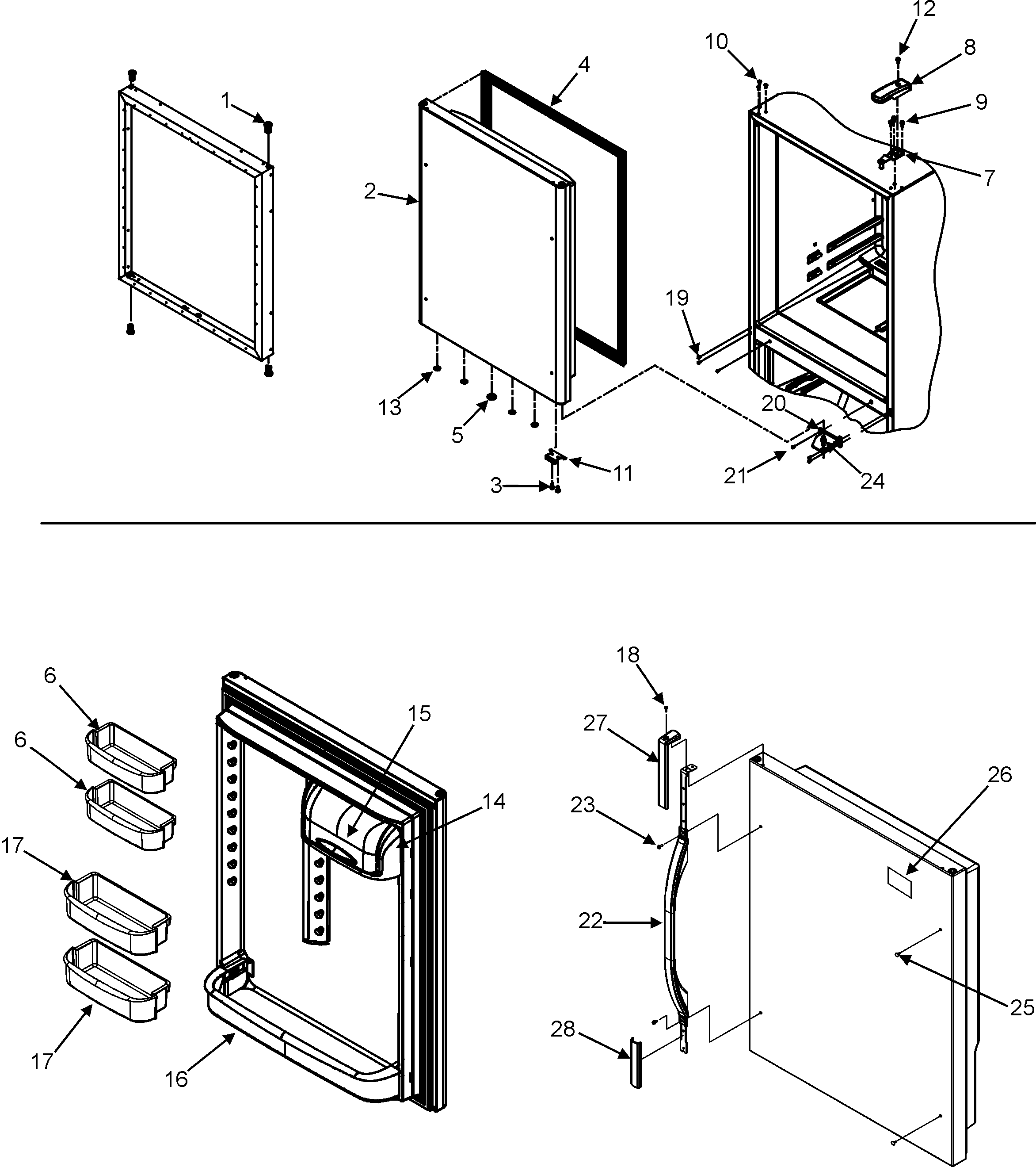 maytag refrigerator controls
