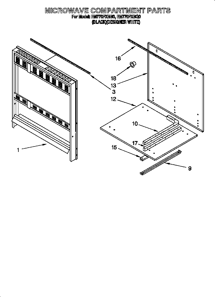 oven wiring harness including electric door latch parts diagram