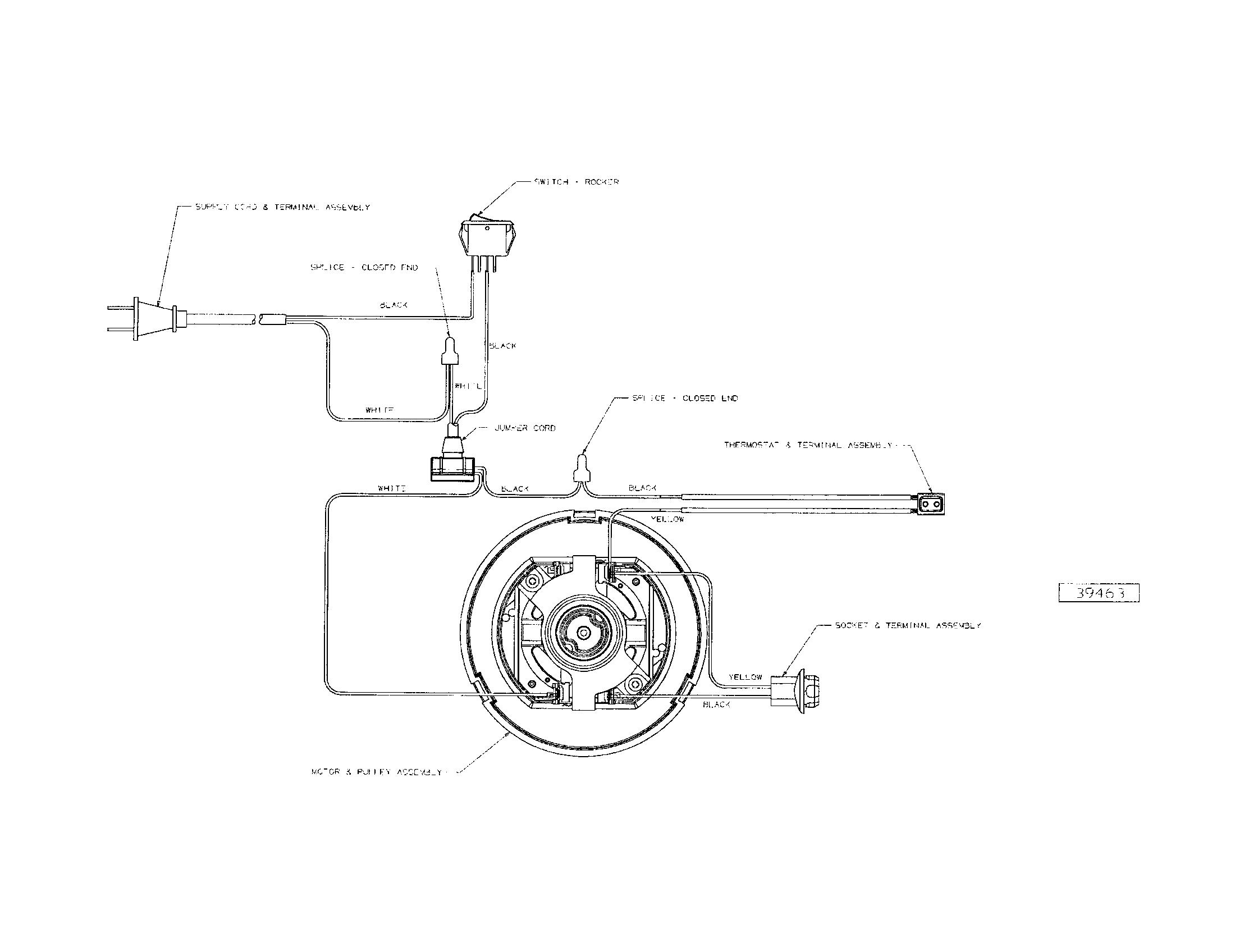 eureka vacuum wiring diagram