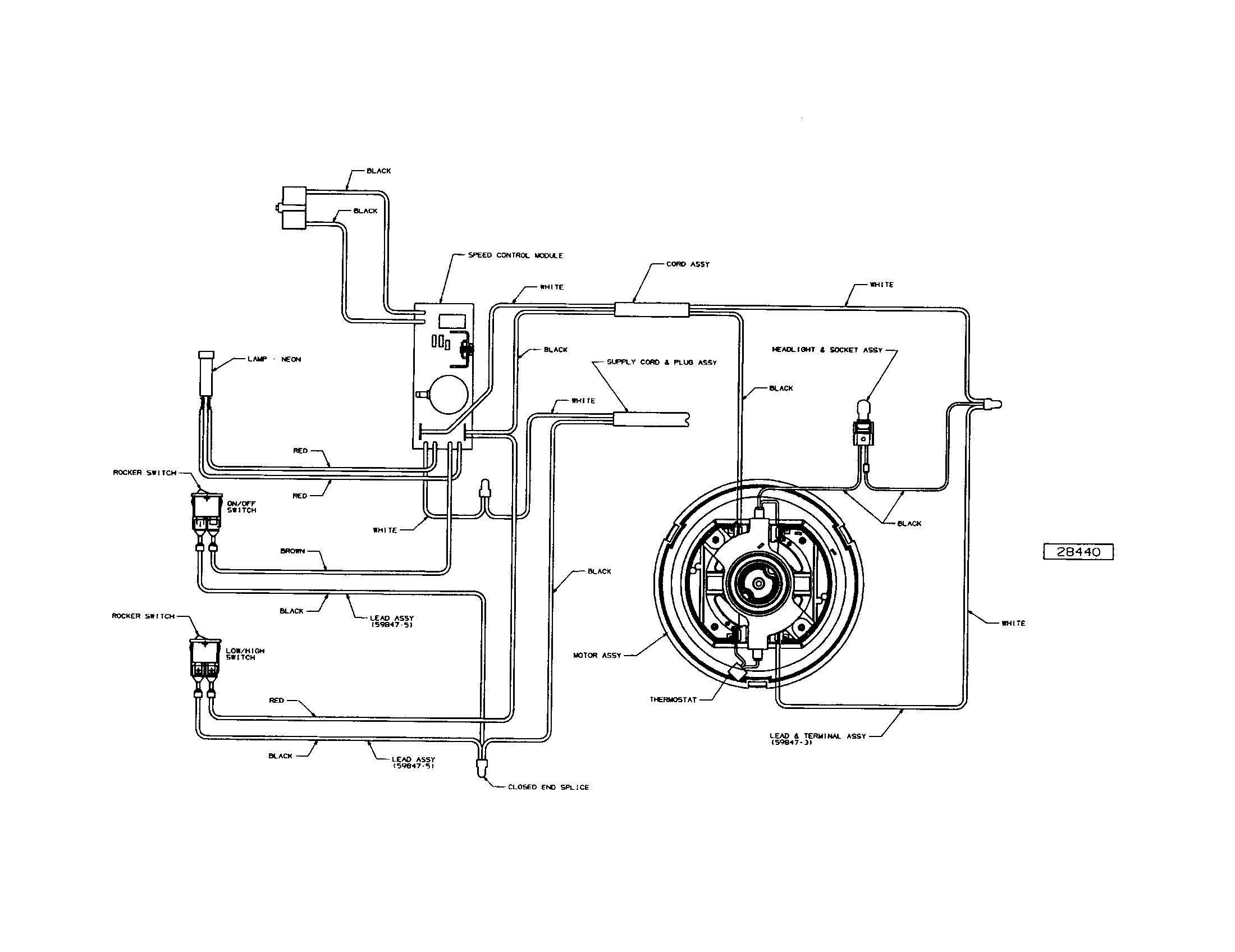 electrolux upright vacuum wiring diagram