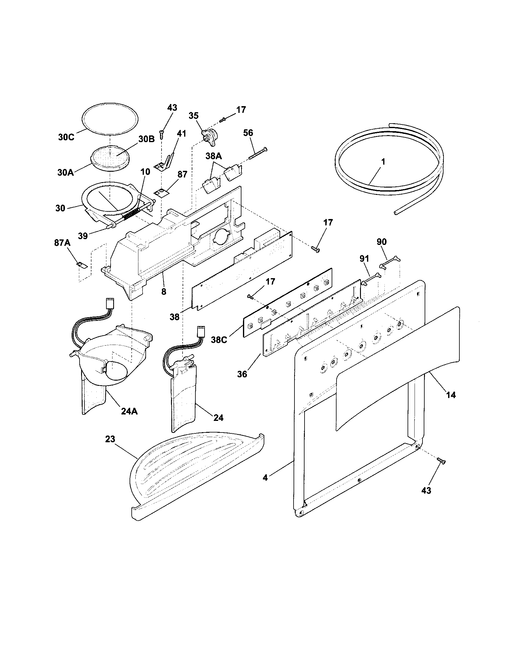wiring diagram for front load washer wiring circuit diagrams