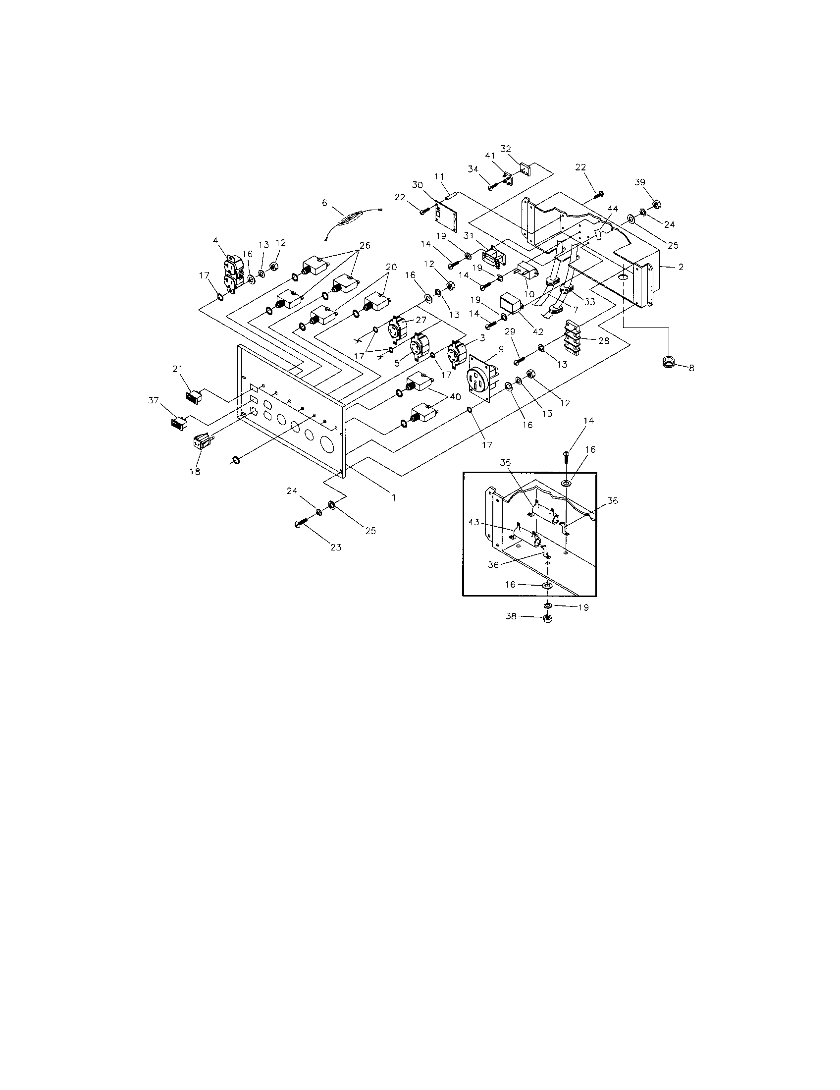 craftsman portable ac generator schematic diagram parts model