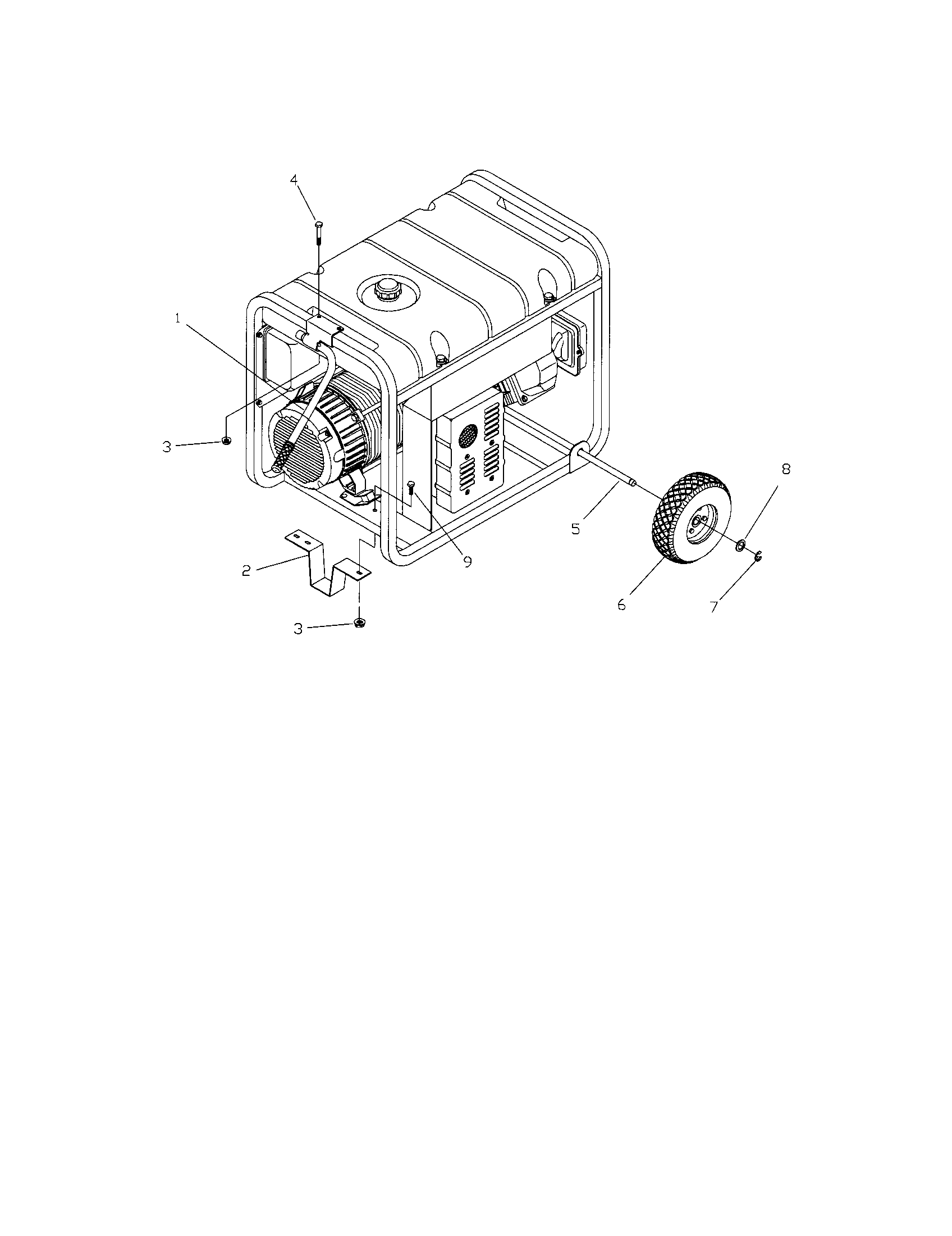 powermate air compressor wiring diagrams
