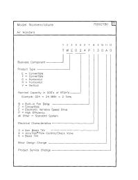 Trane Wiring Diagrams Model 2ttr2048a1000aa, Trane, Free ...
