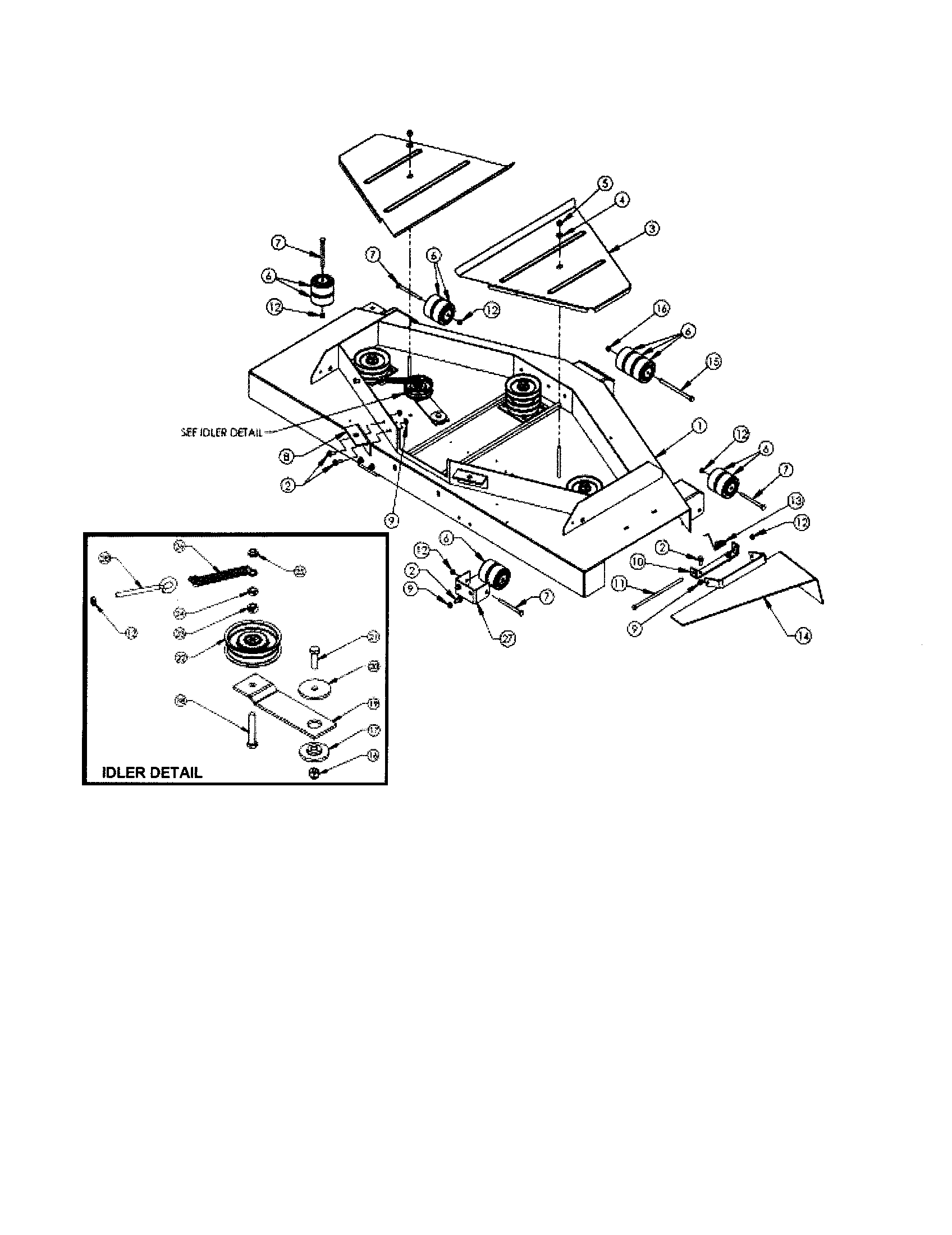 scotts riding lawn mower wiring diagram