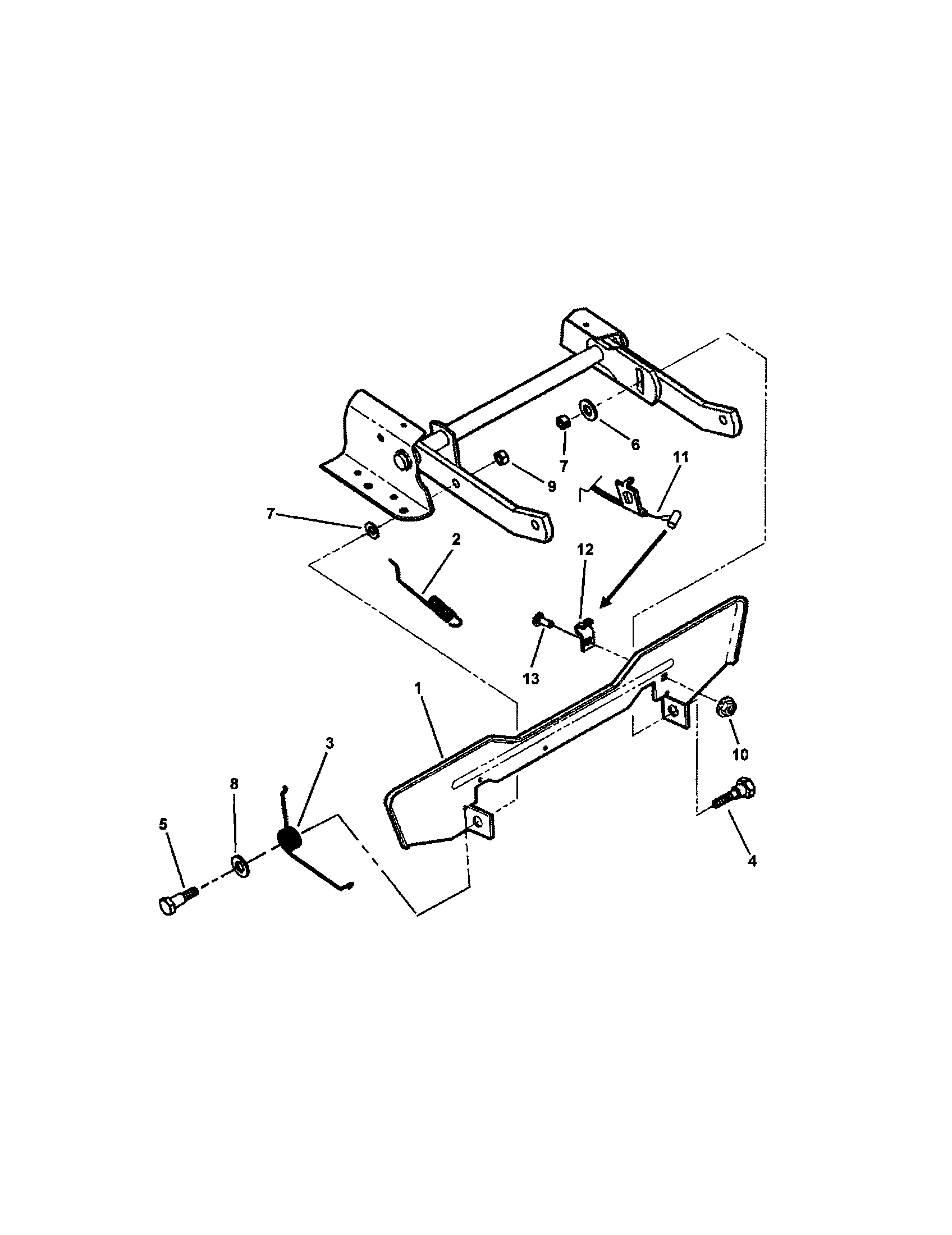 diagram parts list for model 301223bve snapperparts ridingmower