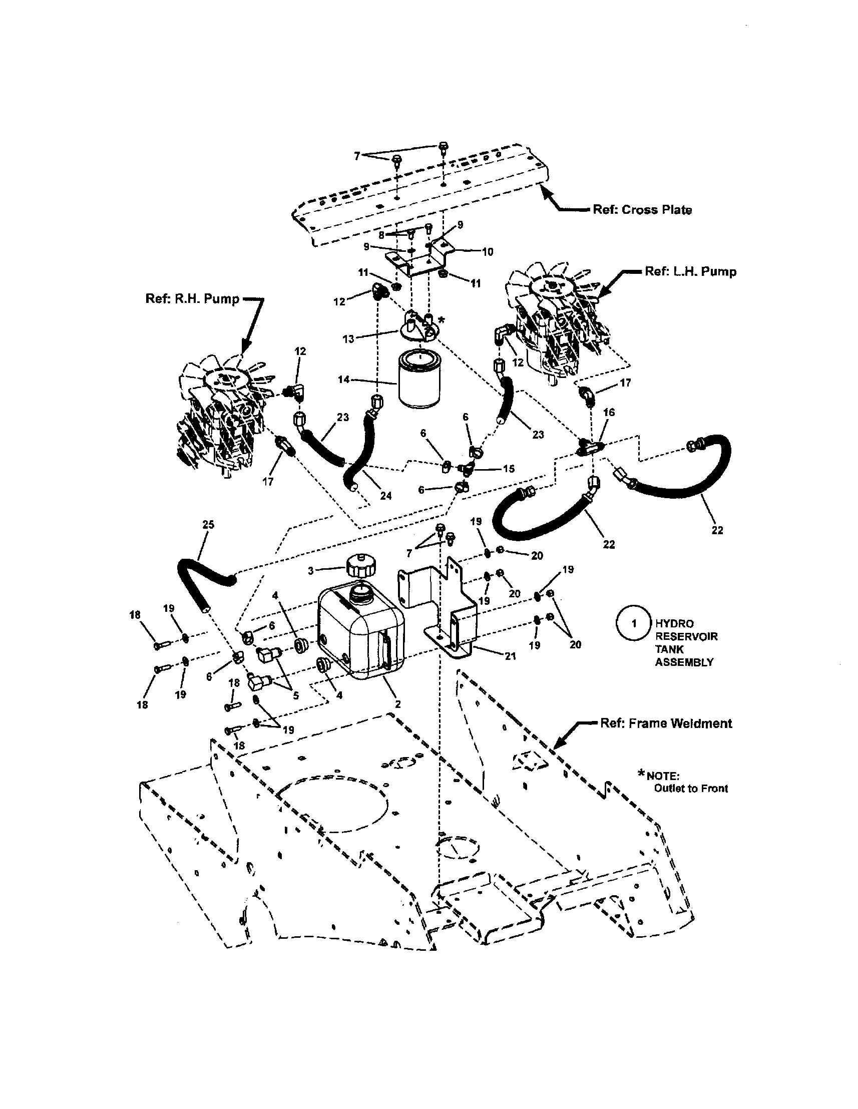 wiring schematic briggs diagram parts list for model czt19481kwv