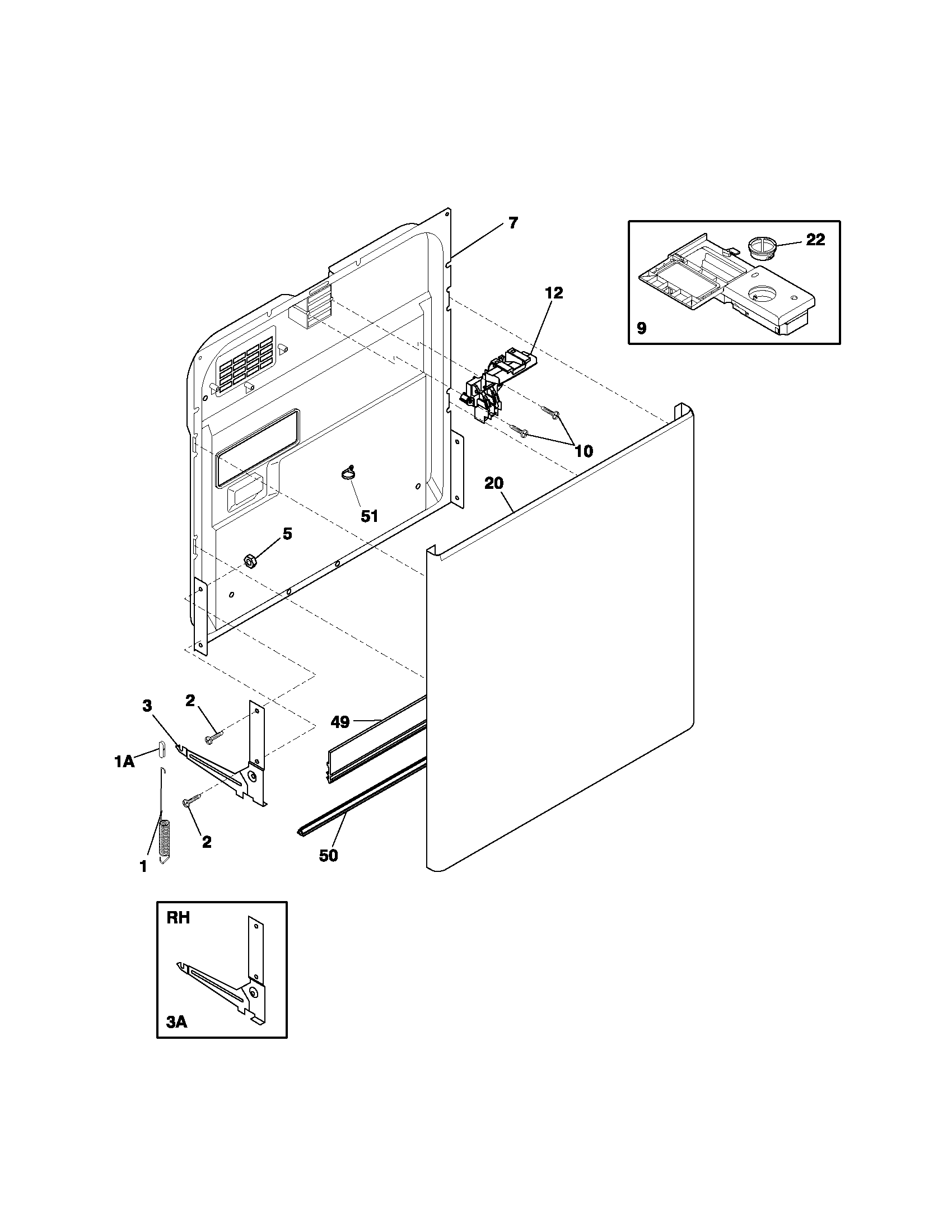 bosch dishwasher wiring diagram on ge dishwasher diagram of parts
