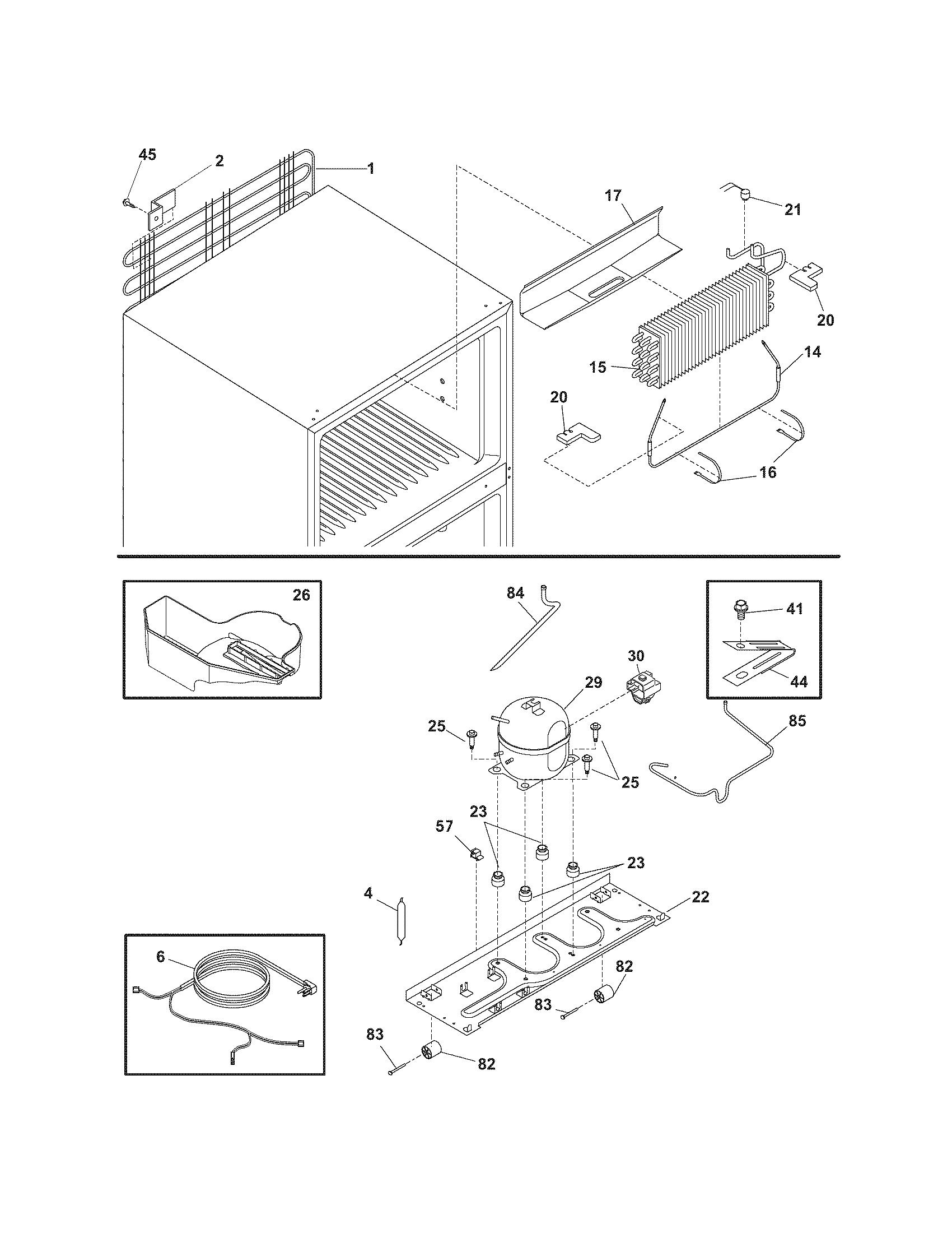 maytag adaptive defrost wiring diagram