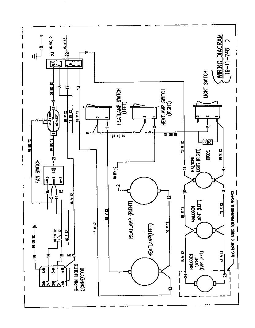 thermador range hood wiring diagram