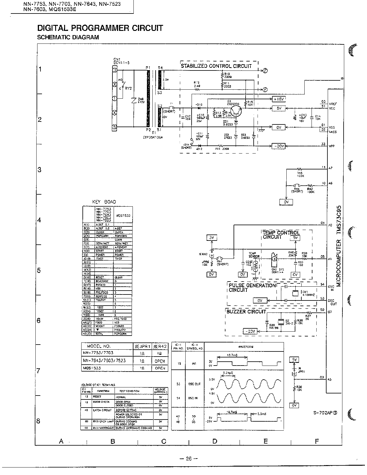 panasonic inverter microwave wiring diagram