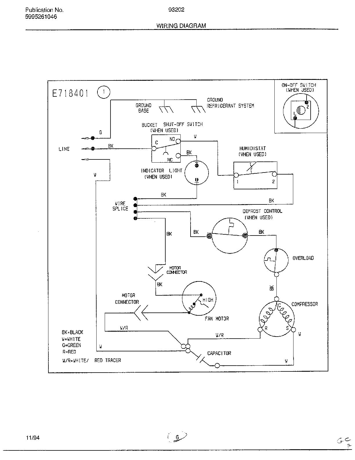 Dehumidifier Humidistat Wiring Diagram Humidity Auto Schematic