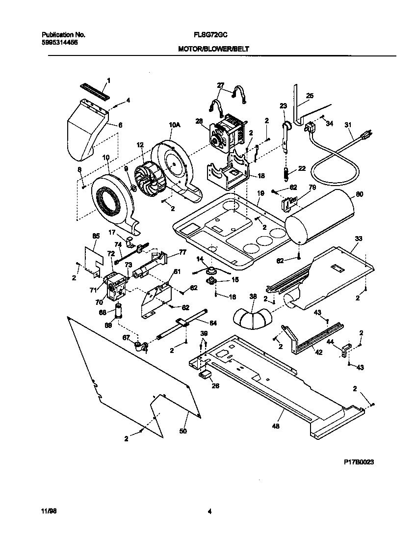 craftsman lt4000 wiring diagram