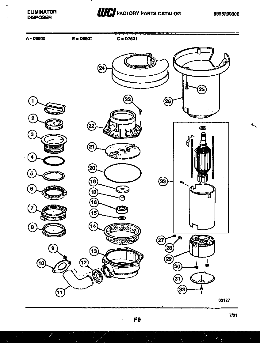 wiring switch for garbage disposal diagram