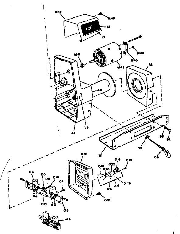 superwinch 8500 wiring diagram