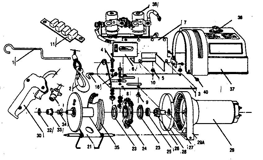 96 mazda b2300 wiring diagram