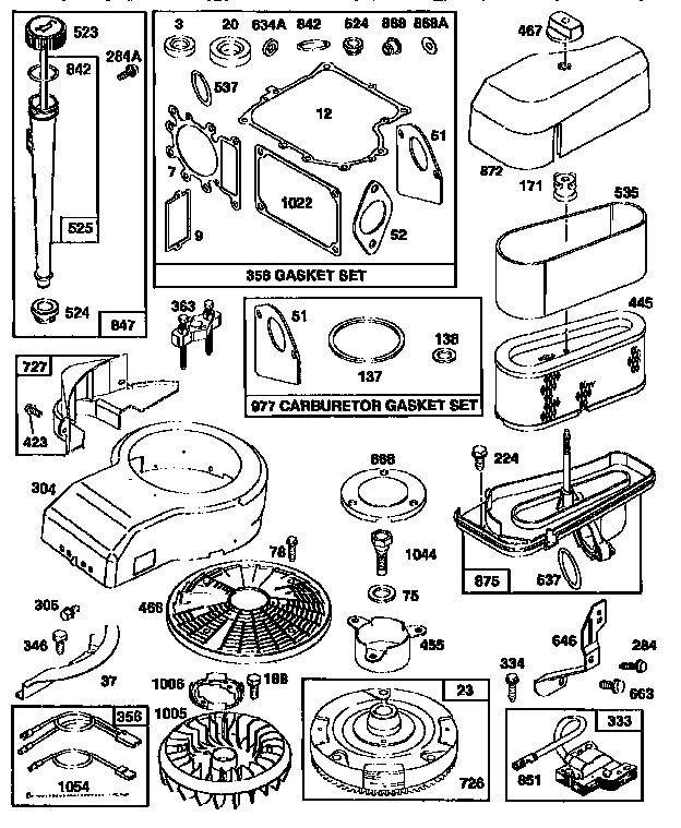 model 28n707 manual diagram