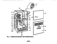 YORK FURNACE Parts | Model P3DNC16N09201 | Sears PartsDirect