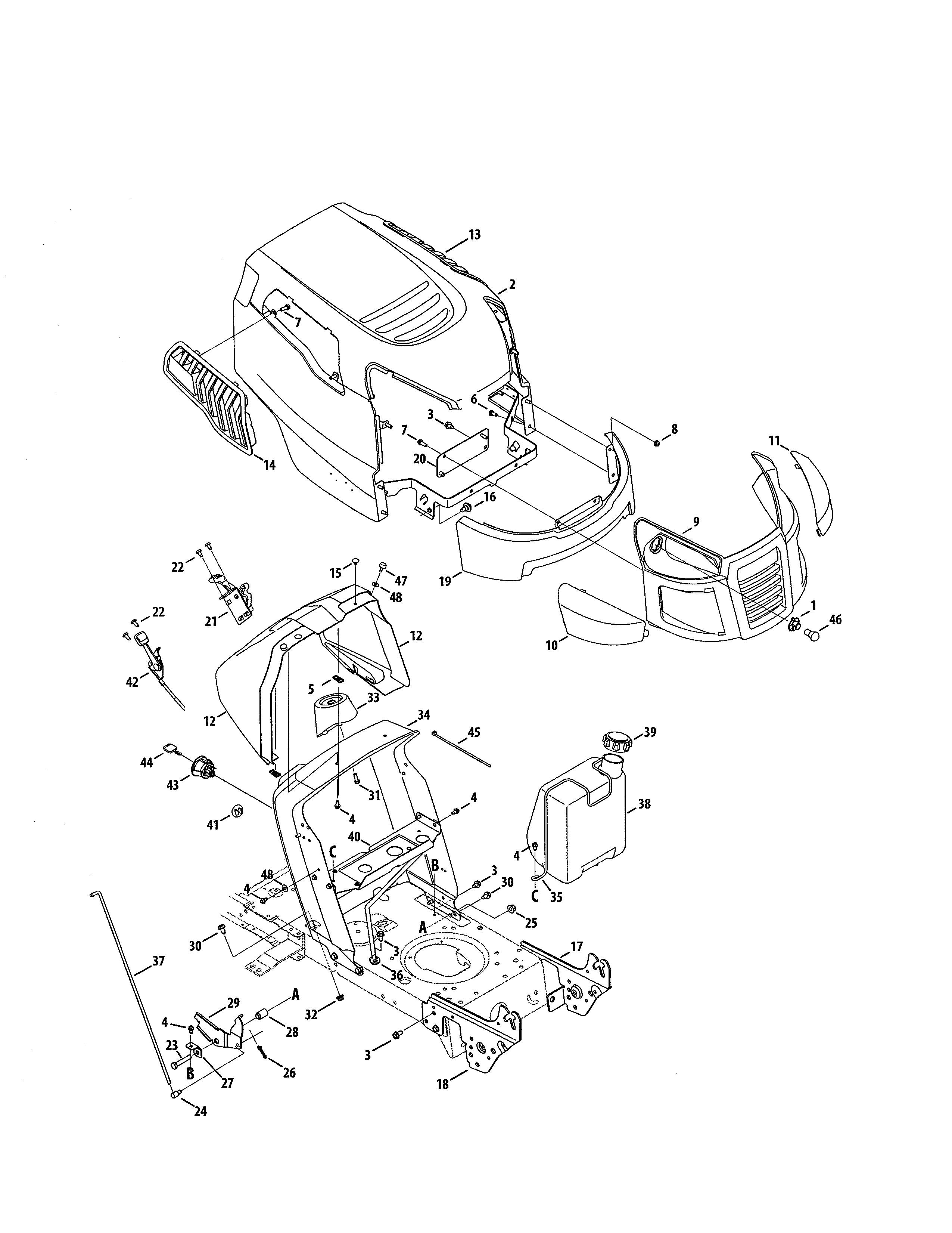 aro diagrama de cableado de serie stapelberg