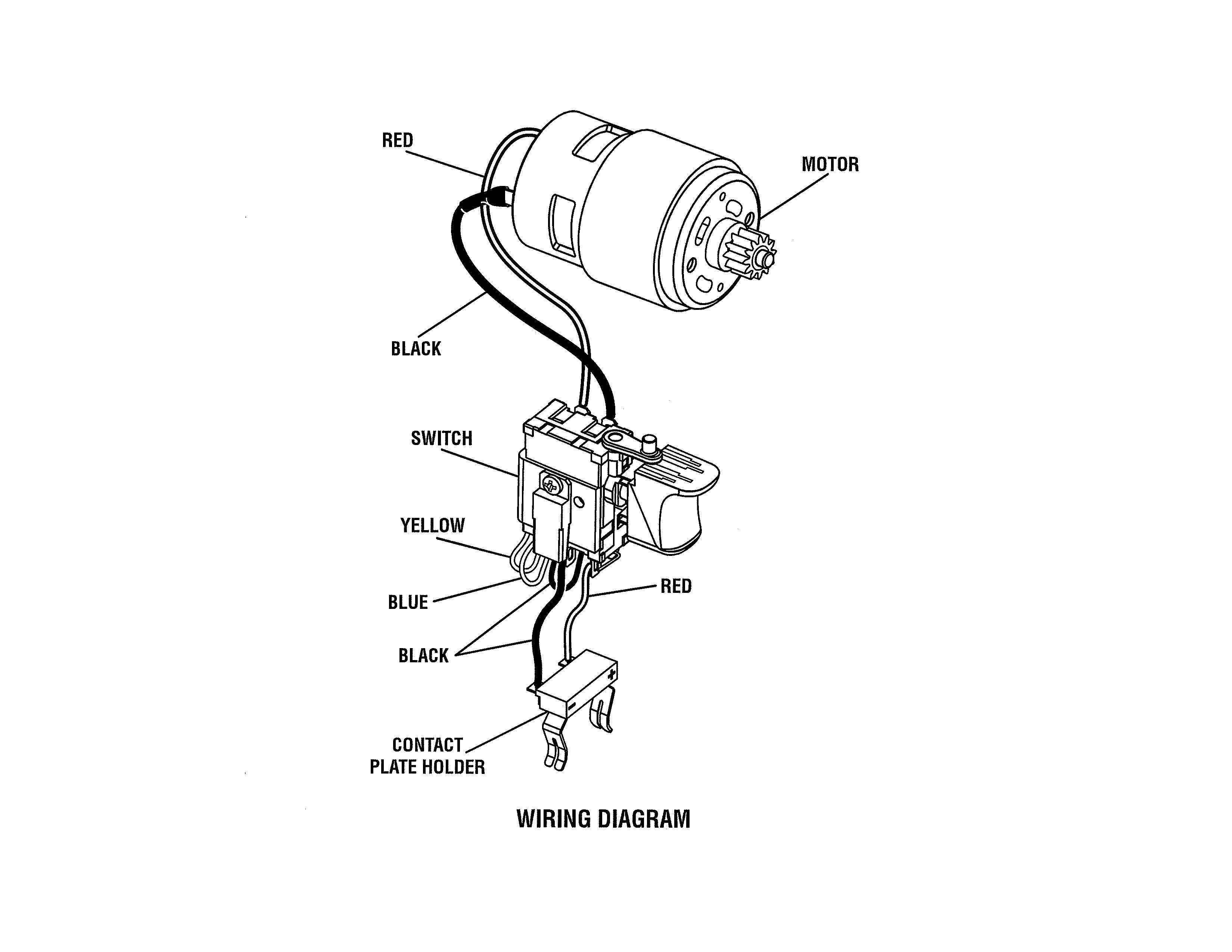 hot surface ignition diagram