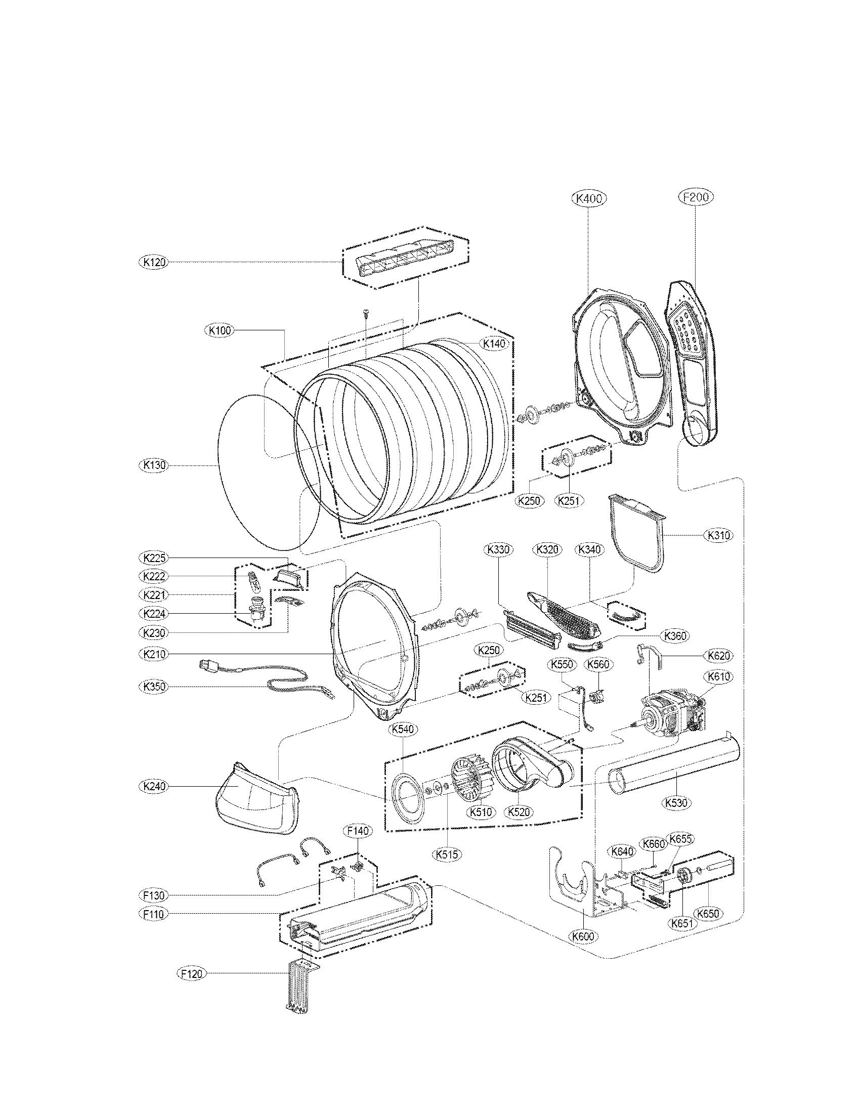 kenmore parts