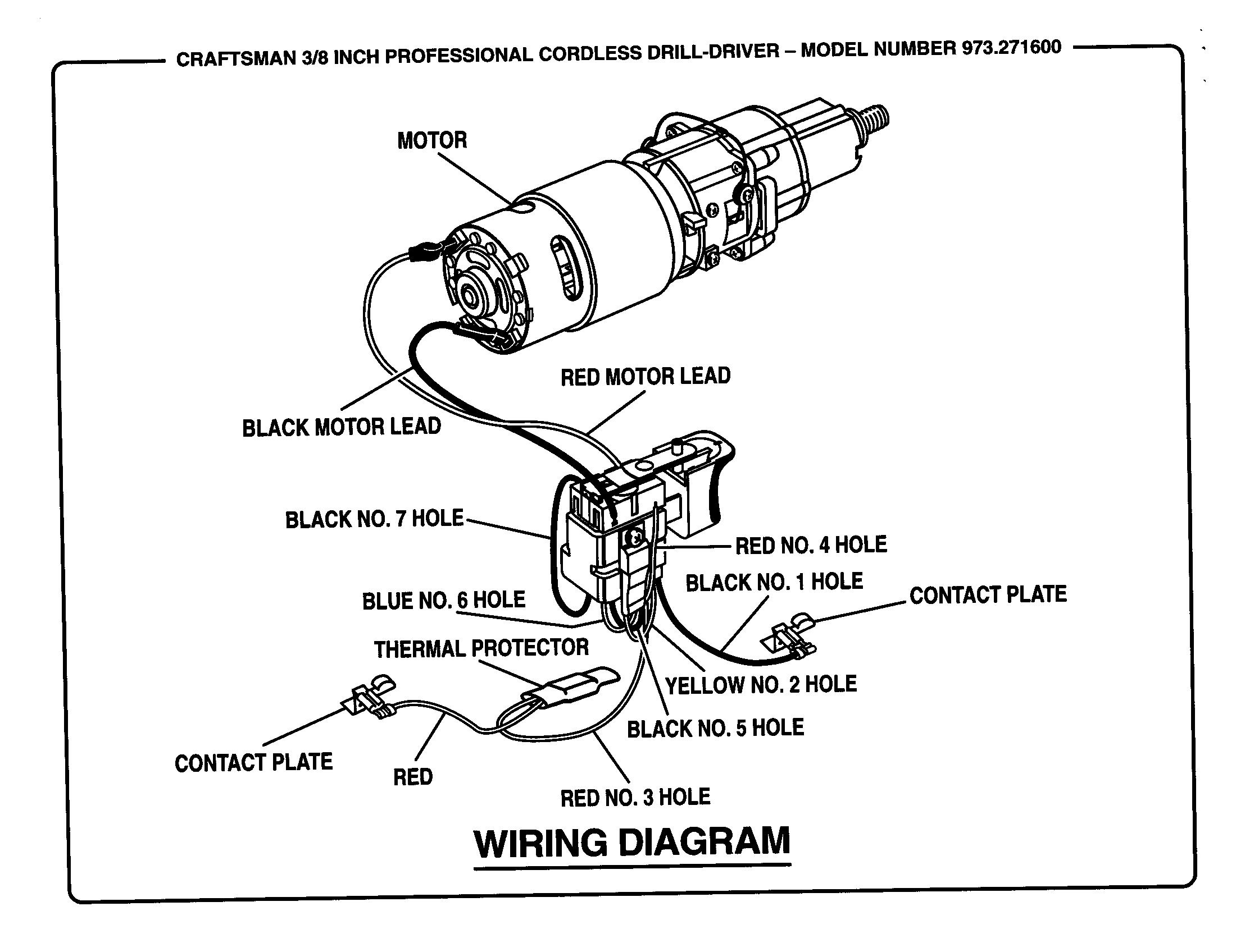 gladiator refrigerator wiring diagram