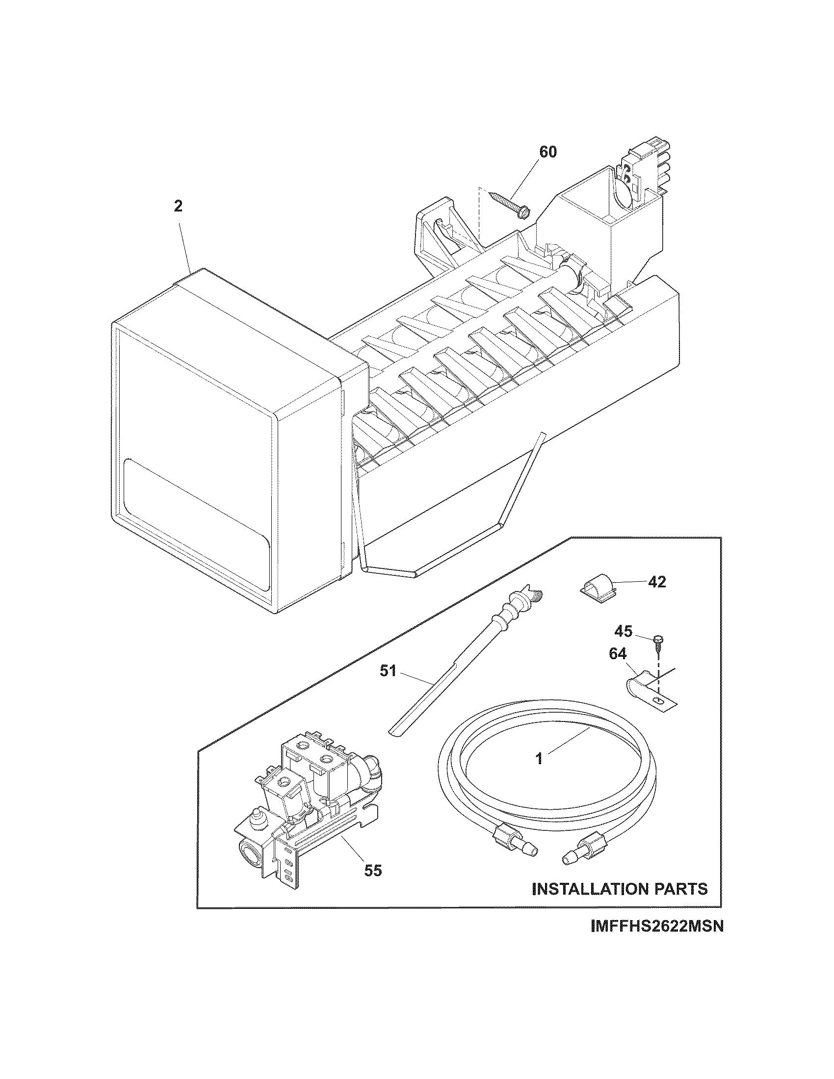 frigidaire refrigerator manual