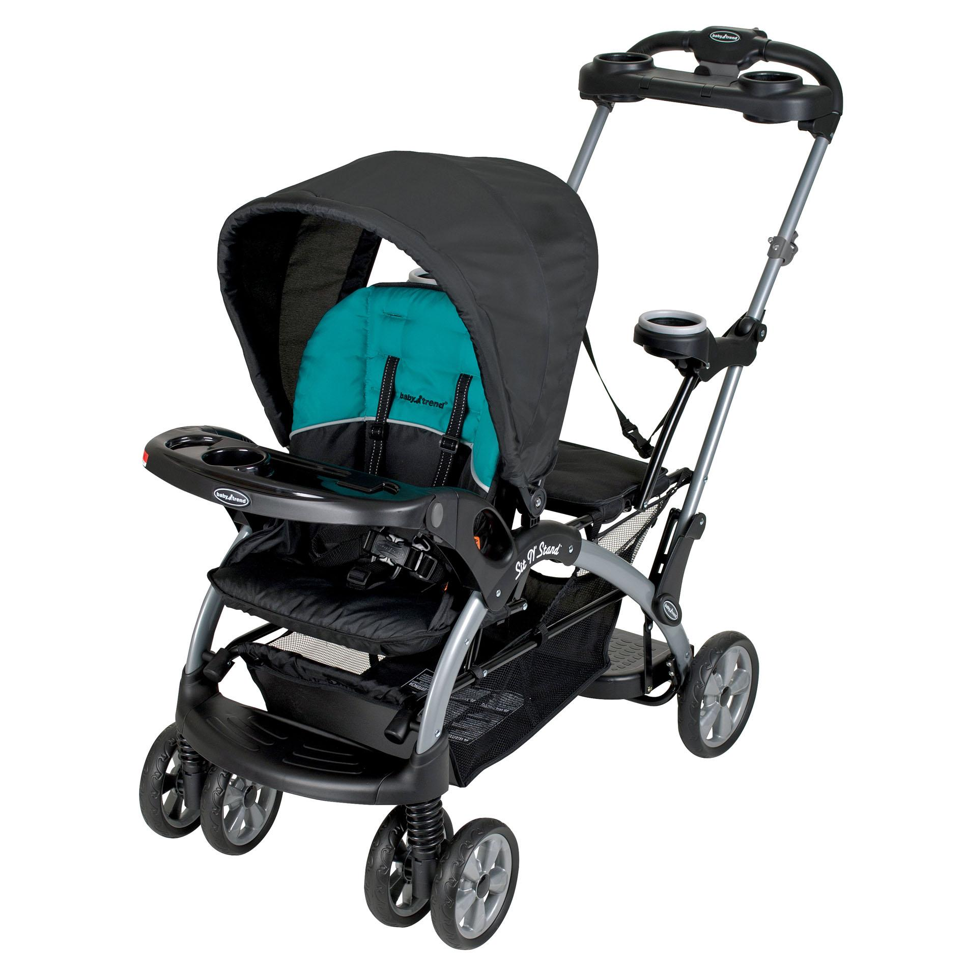 Double Jogging Stroller Clearance Baby Trend Sit N Stand Ultra Stroller
