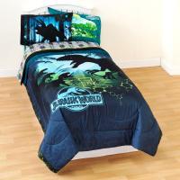 Universal Studios Jurassic World Twin Microfiber Comforter ...