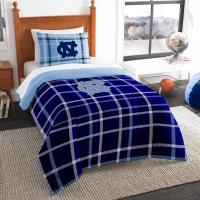 NCAA Twin Bedding Set - University of North Carolina