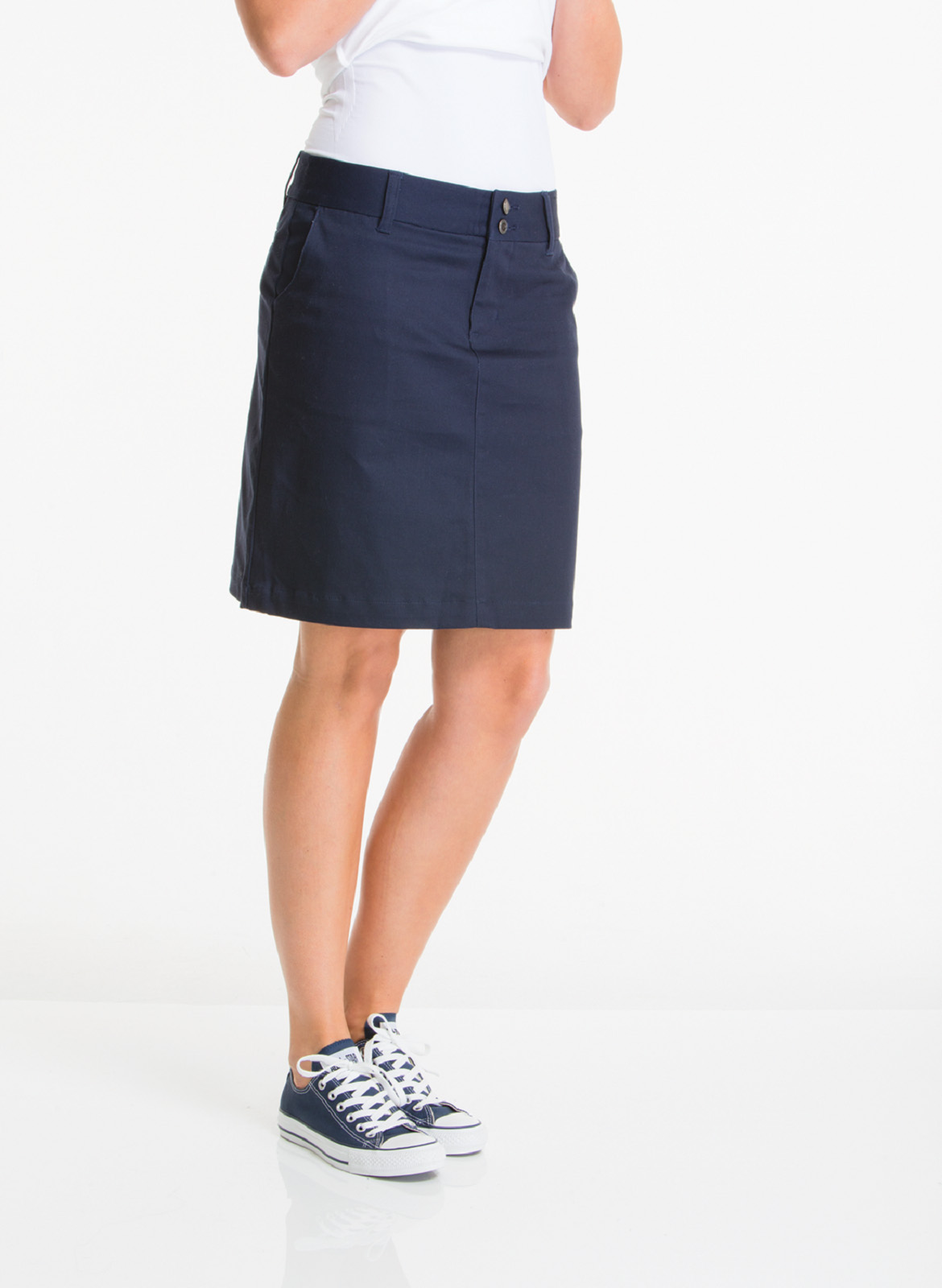 School Skirts Kmart Lee Uniforms Juniors Classic Skirt