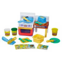Play-Doh Meal Makin' Kitchen - Toys & Games - Arts ...