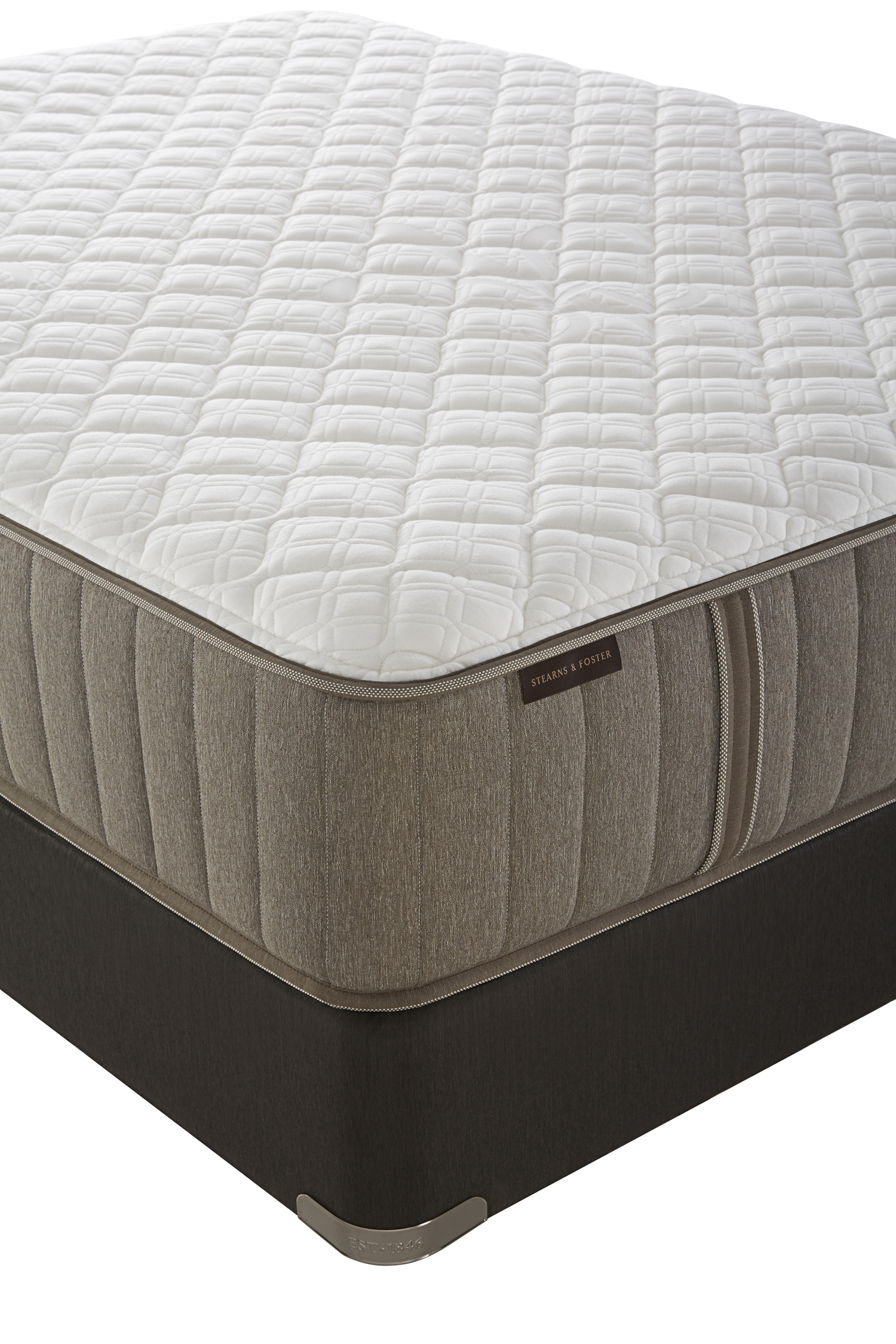 Firmest Mattresses On The Market Stearns Foster Mckee Luxury Ultra Firm Full Mattress