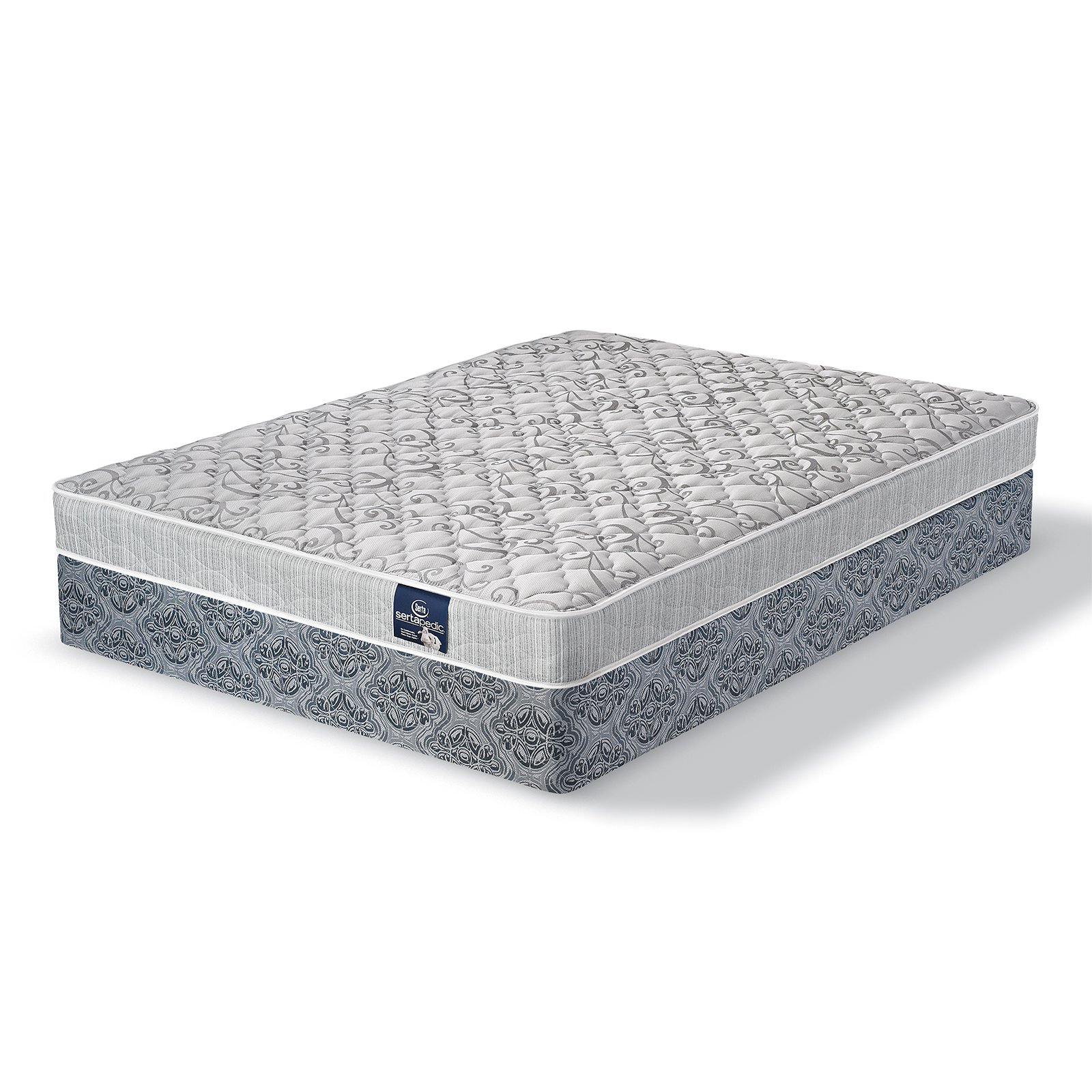 Low Profile Innerspring Mattress Serta Skyfield Twin Mattress Only