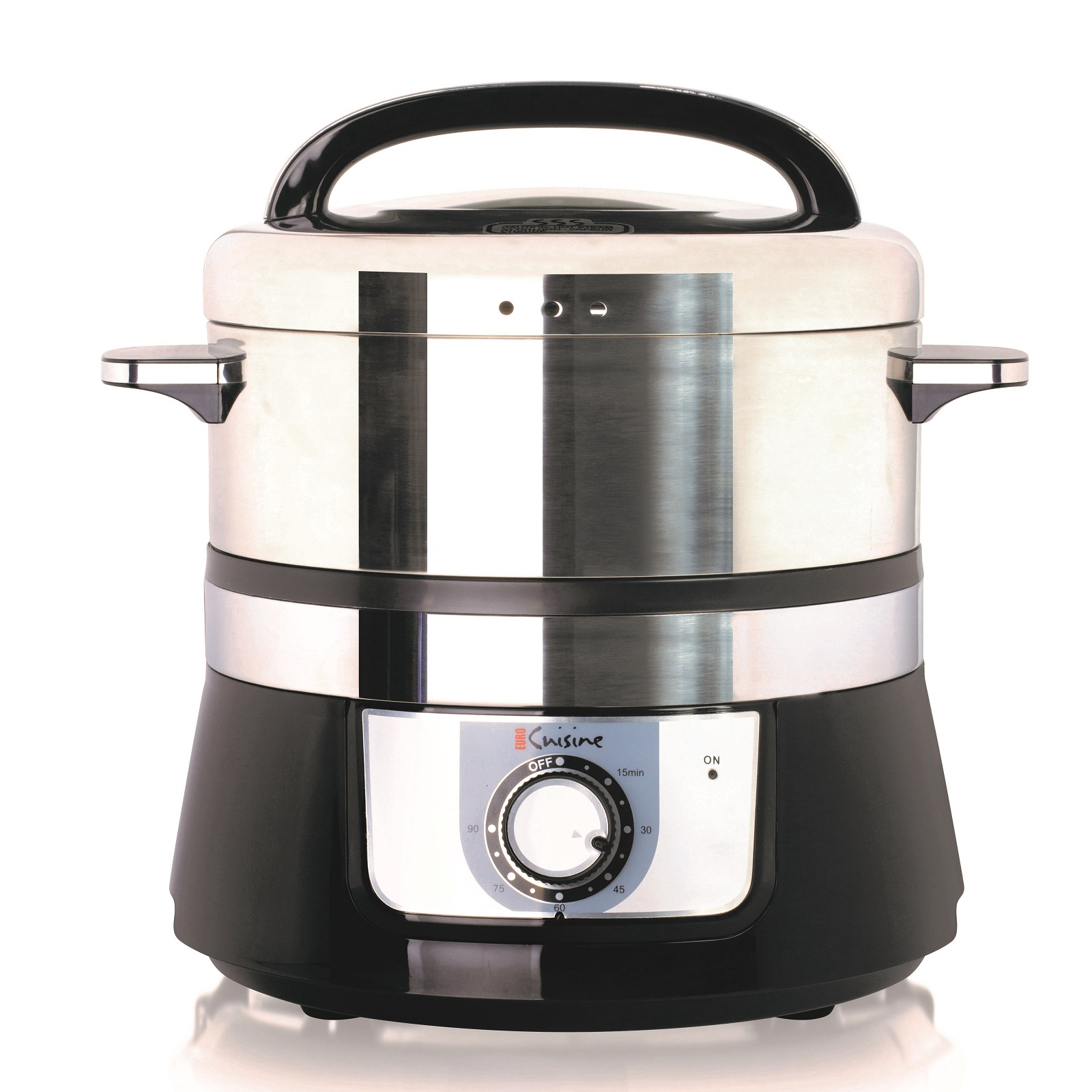 Euro Cuisine Euro Cuisine Fs3200 Stainless Steel Electric Food Steamer