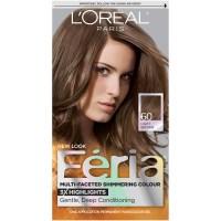 L'Oreal Paris Feria Multi-Faceted Shimmering Colour Hair ...