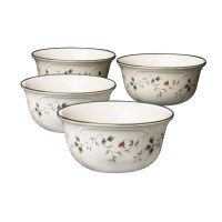 Pfaltzgraff Winterberry S/4 Soup Bowls