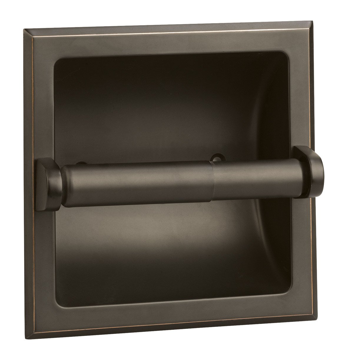 Concealed Toilet Paper Holder Design House 539254 Millbridge Recessed Toilet Paper