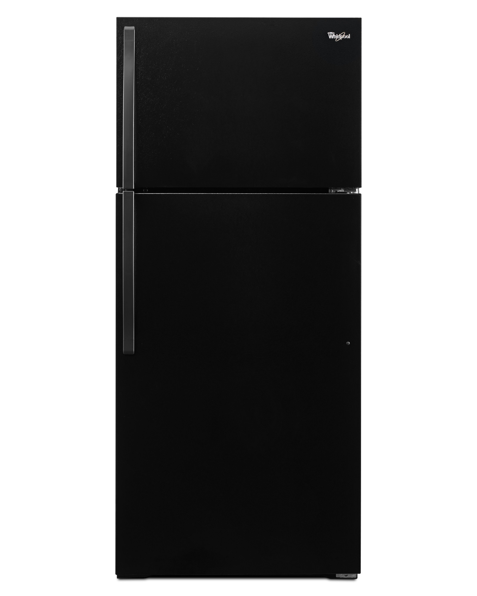 14 Cu Ft Refrigerator Whirlpool Wrt134tfdb 14 Cu Ft Top Freezer Refrigerator Black